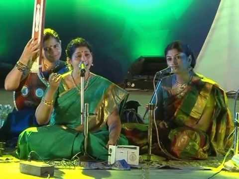 Dena Bank Platinum Jubilee - Nithyashree  - Janani Janani video