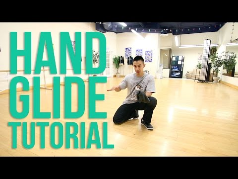 How to Breakdance | Hand Glide | Power Move Basics