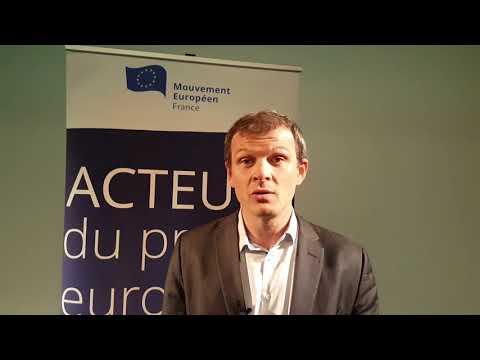 3 questions au député européen Guillaume Balas