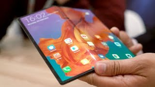 Samsung Galaxy Fold vs. Huawei Mate X — FIGHT!