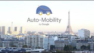 Auto-Mobility by Google - Mondial de l'auto 2018