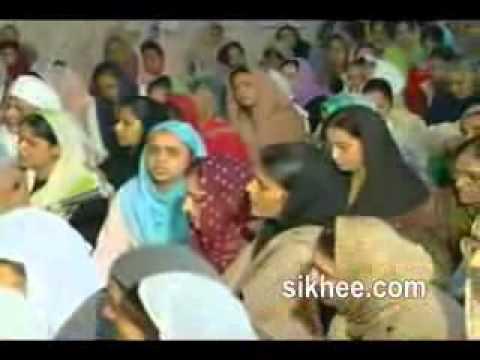 Sukhmani Sahib-sangati Paath-bhai Guriqbal Singh Ji.flv video