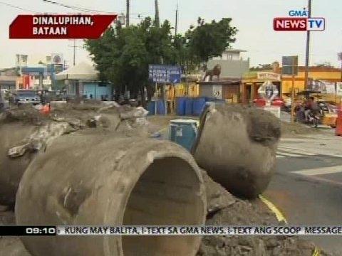 SONA: Gas at diesel leak sa Dinalupihan, Bataan, kontrolado na; tubong nagkabitak, hindi pa mahanap
