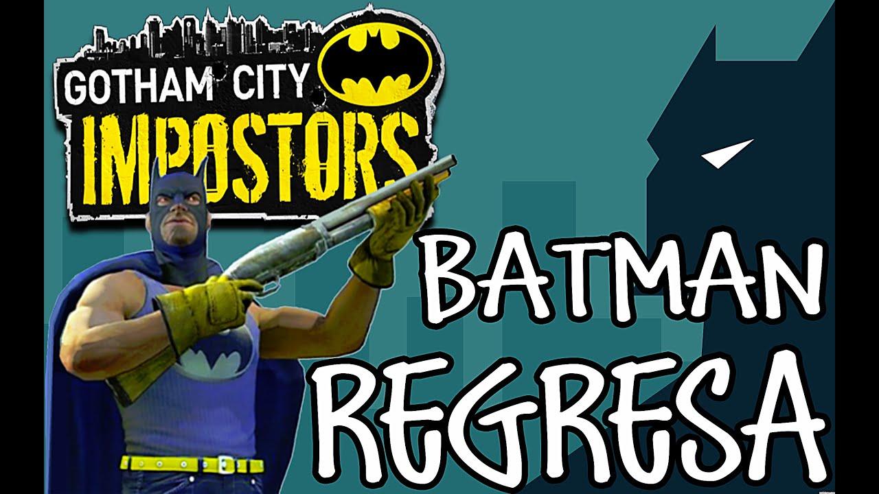 Gotham City Impostors Wallpaper Batman Regresa | Gotham City