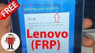 100% FREE:  Bypass Google Account on All Lenovo Tabs tested: Tab 3(FRP) 2017 ᴴᴰ