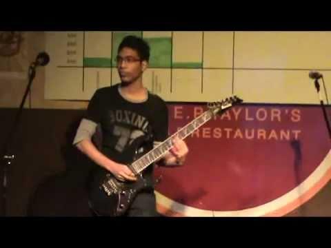 Jason Becker - Altitudes (EP Taylor's Got Talent Show 2010)