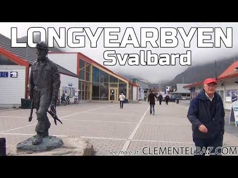 Meanwhile, in Longyearbyen, Svalbard, Norway // Cloudy weather // 24th August 2011