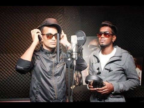 Viveck Ji & Mr. Brown - Official Musical Video Shoot...17th-08-2013 video