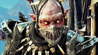 SHADOW OF MORDOR Lord of the Hunt DLC Trailer