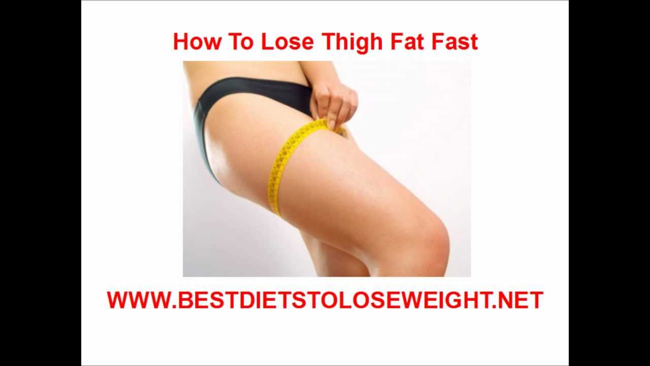 Untoned Thighs How To Lose Thigh Fat Fast