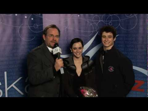 Virtue and Moir Canadians 2010 Interview