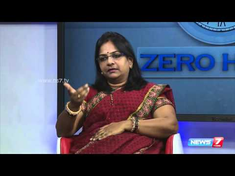 Forty percentage of Indian youths are affected by passive smoking 2/2 | Zero Hour | News7 Tamil