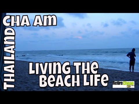 JC's Road Trip - Living the Beach Life -- Cha Am, Thailand Part 5