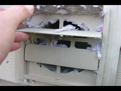 Protocol Needed For Dryer Vent Hoods Youtube