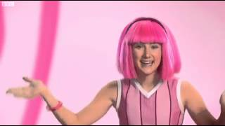 LazyTown Extra - Bing Bang song part 1