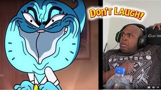 Try Not To Laugh Challenge Best Of The Amazing World Of Gumball #32