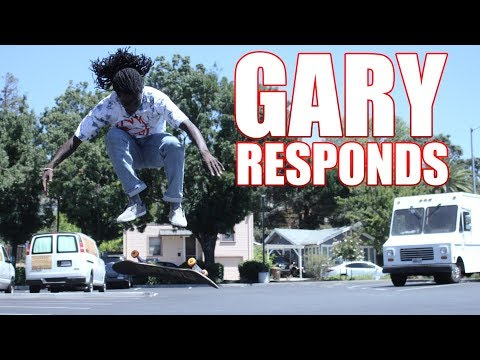 Gary Responds To Your SKATELINE Comments Ep. 200 - Poser Skaters, Varial Heelflip & More