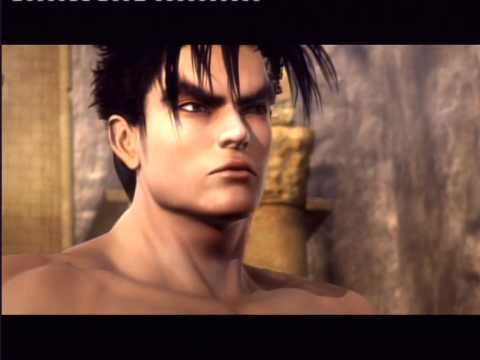 Tekken 6: Jin Kazama (Ending Movie 1 & 2)
