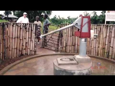 Mercy Wells Shermantown, Liberia