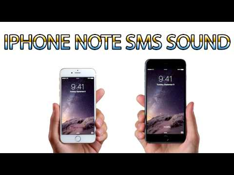 IPHONE NOTE SOUND [SMS / WHATSAPP TONE] [RINGTONE] | [HD+] [+DOWNLOAD]