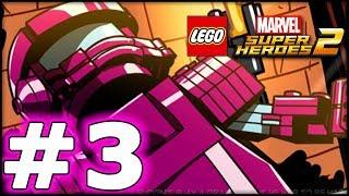 LEGO Marvel Superheroes 2 - GWENPOOL LEVEL 3 - SIMULATION - 100% Complete