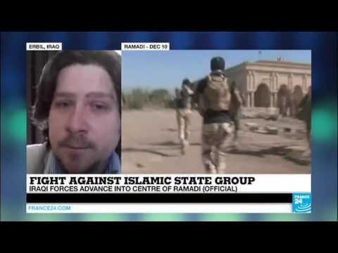 Iraqi Forces Advance Into Center Of Ramadi