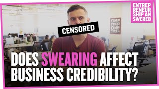 Does Swearing Affect Business Credibility?