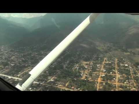un accidente en una avioneta cessna en gracia lempira honduras done murieron 4 personas ente ellos H