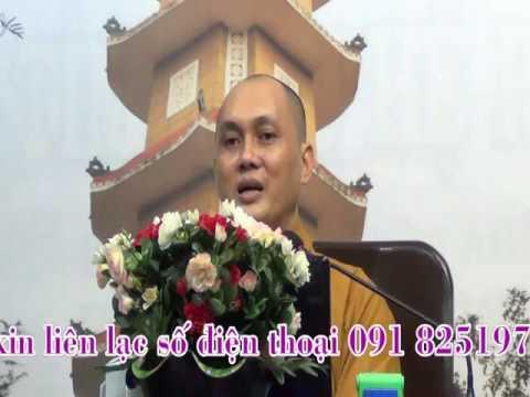 Phật Tử Tại Gia 70: Vai Trò Của Người Phật Tử Tại Gia Hộ Trì Tam Bảo (phần 1)