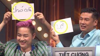 """Hé lộ gameshow xảy ra scandal của Hương Giang Idol, thực tế mức độ """"bựa"""" đến """"không đỡ nổi""""!"""