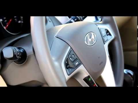 2014 Hyundai Accent Sedan Limited