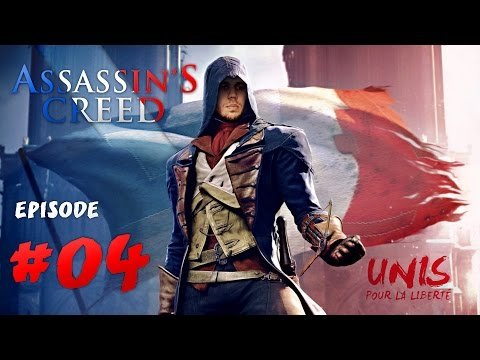 Assassin's Creed Unity #04 : Cour des miracles et Coop
