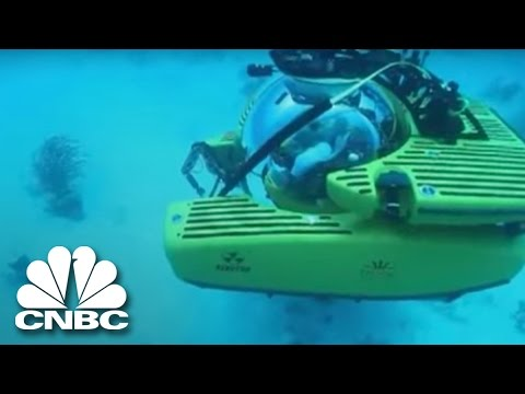 The Filthy Rich Guide: Would You Like A Mini-Submarine With Your Yacht?