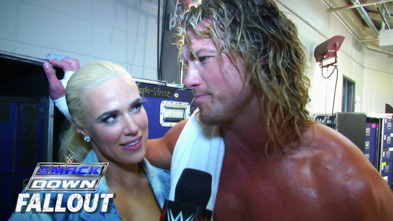 Dolph and Lana earn a vacation: SmackDown Fallout, Aug. 27, 2015