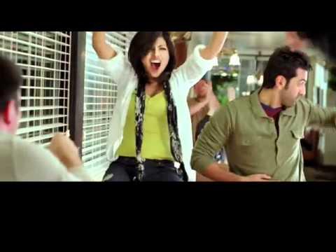 Hairat Hai - Anjaana Anjaani - Hot Ranbir Hot Priyanka video