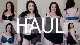 Plus Size Lingerie Haul from Ashley Graham X Addition Elle