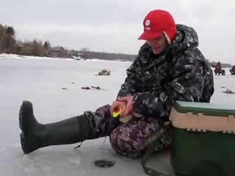 зимния рыбалка в павлодаре