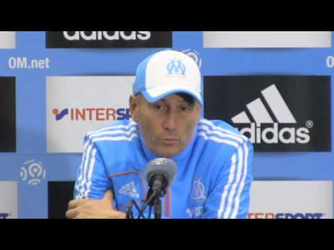 Marseille head coach Elie Baup delight at home win | Marseille 1-0 Saint Etienne