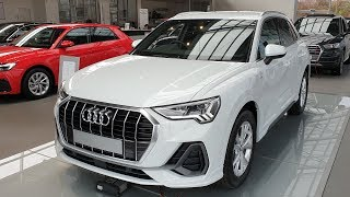 2019 Audi Q3 S line 35 TFSI S tronic | -[Audi.view]-