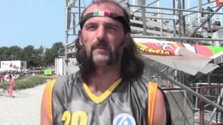 Giorno #7 - EURO 2013 Beach Handball: Freschi dopo lo 0-2 contro la Polonia