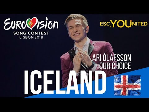 "Iceland: Ari Ã""lafsson - Our Choice (Reaction) Eurovision 2018"