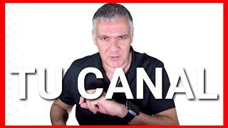 CÓMO PRESENTAR TU CANAL , BLOG, VLOG, O WEB PERSONAL O PEROFESIONAL