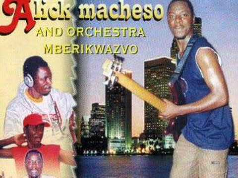 Alick Macheso-makandidana video