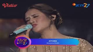 Download Lagu HUT SCTV 27 | Raisa - Usai Di Sini Gratis STAFABAND