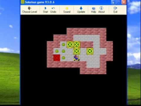 Sokoban Levels Games Sokoban Game V3.0.6 Level 8