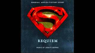 Superman: Requiem Original Score - Track 20: The Fortress of Solitude [BONUS TRACK] - Joseph Bennie