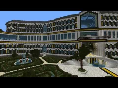 Minecraft - Palace of Awesomeness