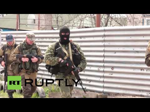 Ukraine: Ceasefire not holding, banned weapons in use - OSCE's Hug