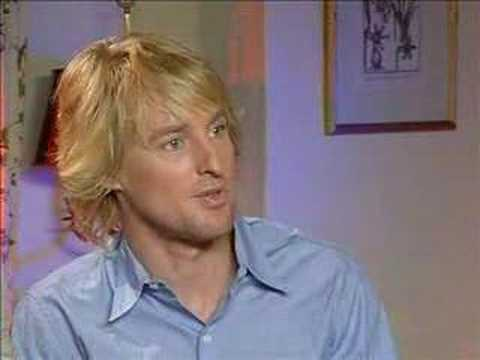 Owen Wilson - Superstars Video