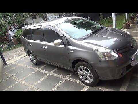 Review Nissan Grand Livina SV Tahun 2012